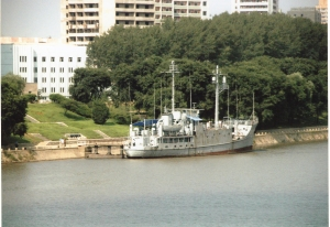 USS PUEBLO, 2008: Don't give up the ship .... unless absolutely necessary
